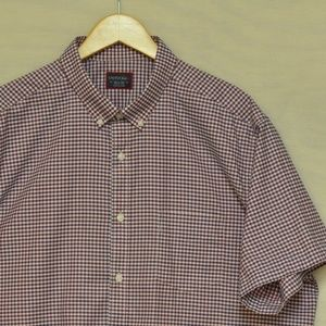 UNTUCKit S/S Button Down XXL